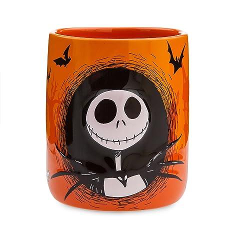 Nightmare Before Christmas Coffee Mug.Disney Jack Skellington Couples Mug Nightmare Before Christmas
