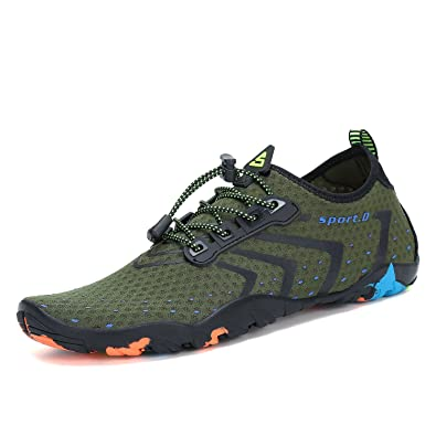 262454b171664 Summer Water Shoes Unisex Surf Shoes Quick Drying Bathing Shoes Aquashoes  for Mens Women