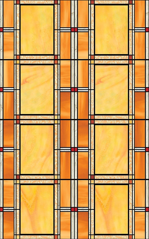 d-c-fix 346-0437 Film plastique autocollant pour surface vitrée Effet vitrail 45 cm x 2 m