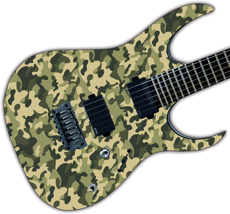 DesignDivil - Vinilo Adhesivo para Guitarra, diseño con Texto en ...