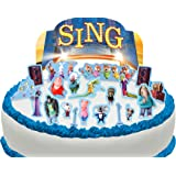 Amazoncom 12 SING Birthday Inspired Party Picks Cupcake Picks