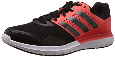new style 77c90 a581c adidas Duramo 7 M, Chaussures Homme - Multicolore - OrangeNoirRouge,