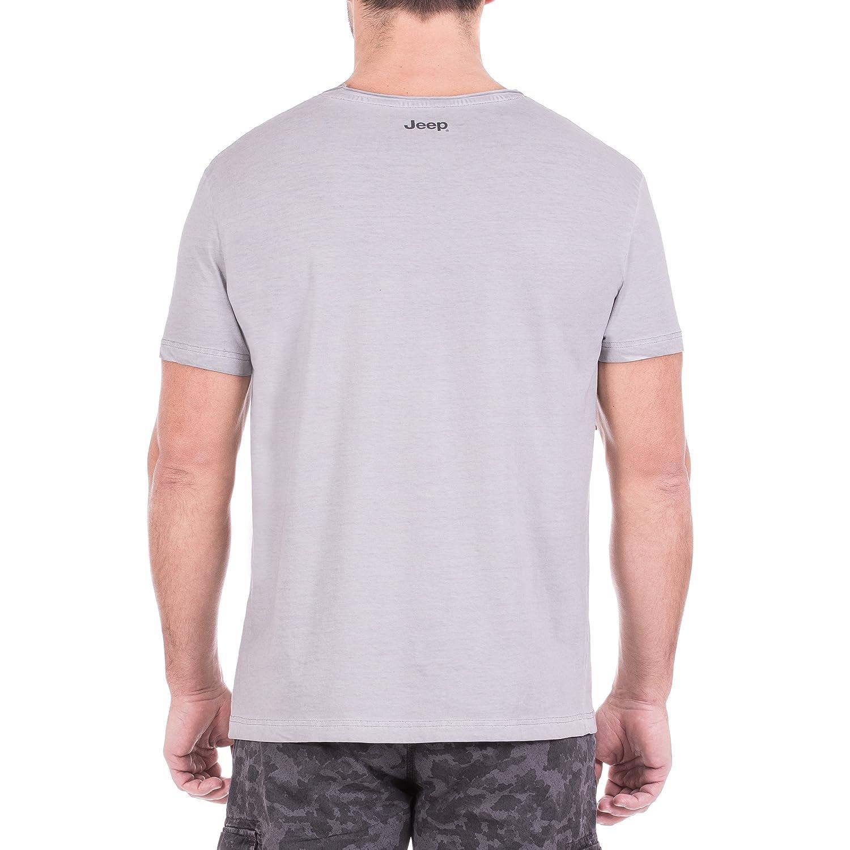 Jeep Homme Vintage Grille j8s T-Shirt