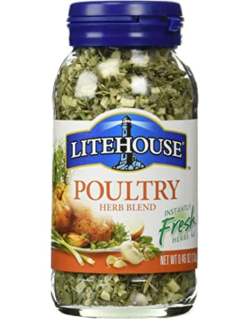 Litehouse Freeze Poultry Herb Blend (13 grams) 1 Bottle