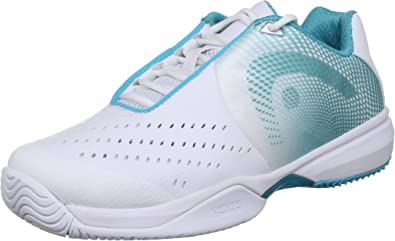 Head - Zapatillas pádel Instinct II Team Women, Color Blanco, Talla ...