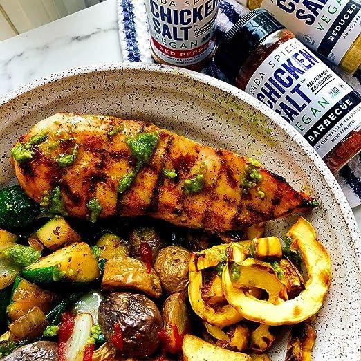 Amazon Jada Spices Chicken Salt Combo Pack 5 Bottles
