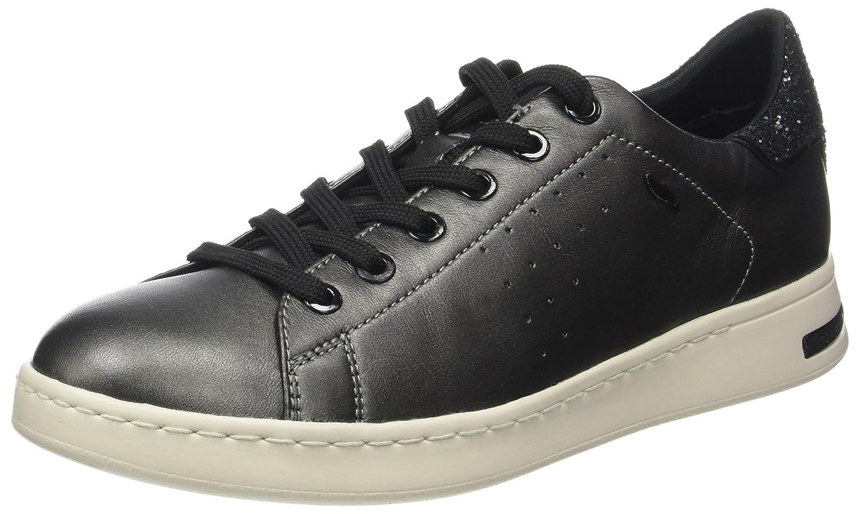 Dk Grey  Black Geox Womens D Jaysen A Sneakers
