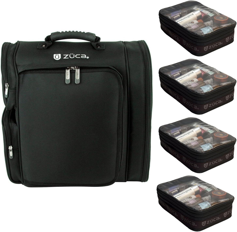 ZUCA Artist Backpacks w/Utility Pouches, Mesh Pocket, Internal Pocket & Straps