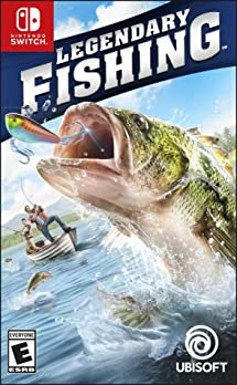 8845a2446b627 Legendary Fishing - Nintendo Switch Standard Edition  Ubisoft