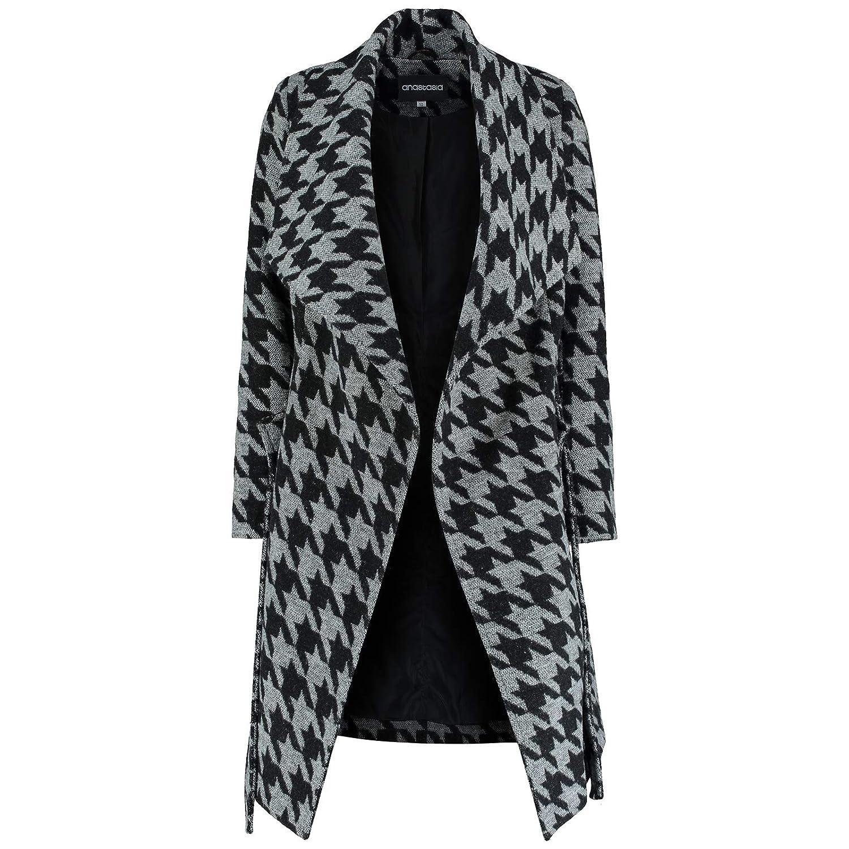 4b60e5cc9a9a Anastasia Damen Mantel  Amazon.de  Bekleidung