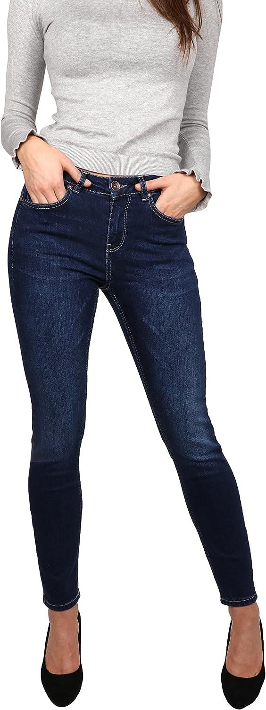 Rogen Pild Vaqueros Skinny para Mujer LB015K