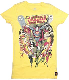 DC Comics Trunk LTD Batman /& Green Lantern Black T Shirt New Official