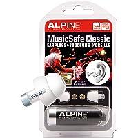 Protetor Auricular Alpine Musicsafe Classic 1 Par - O N°1 (Cinza)