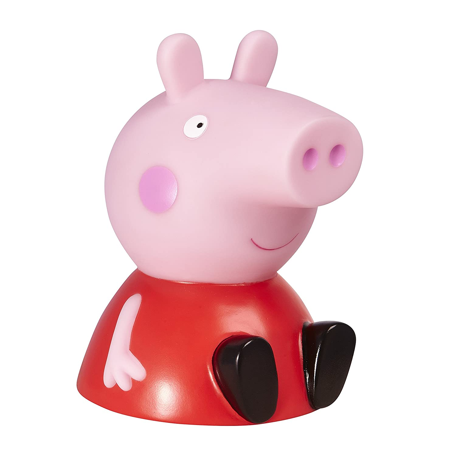 Peppa Pig Buddy Night Light and Torch by GoGlow Worlds Apart 273EPP