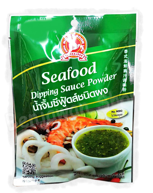 Seafood Dipping Sauce Powder 30 ...