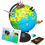 Shifu Orboot: An Educational, Augmented Reality Based Globe for Kids | STEM Toy for Boys & Girls Age 4 to 10 years | Ideal Gift for Kids