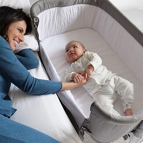Bedside Bassinet Crib Baby Bassinet Bedside Sleeper Bassinet