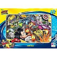Mickey Mouse Frame Puzzle - Yapboz 24 Parça