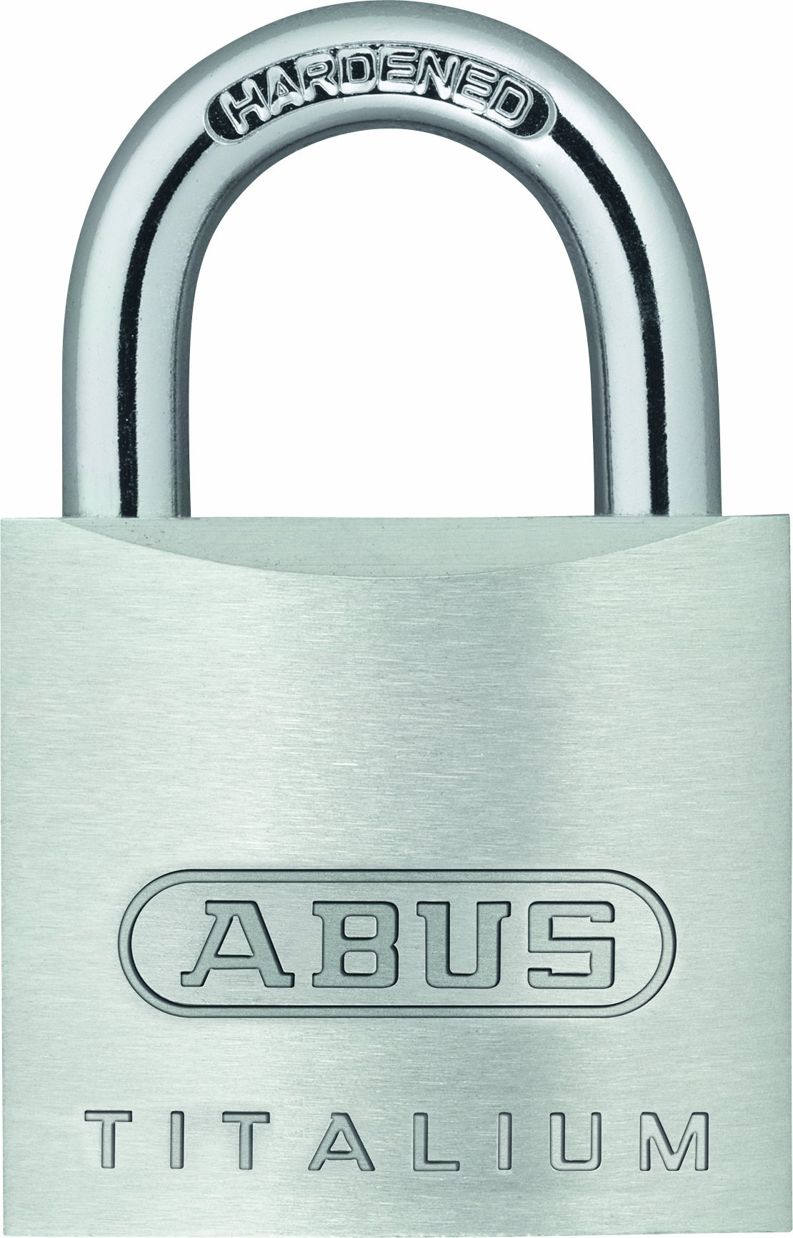 ABUS 54TI/30 KD C Titalium Aluminum Alloy Keyed Different Padlock 1-1/4-Inch with 3/16-Inch Diameter Hardened Steel Shackle