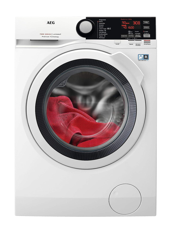 AEG L7WEE961 Independiente Carga frontal A Blanco lavadora ...