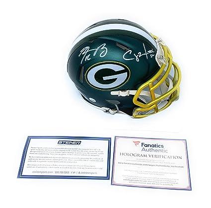 f39ee6884 Amazon.com  Aaron Rodgers Clay Matthews Green Bay Packers DUAL ...