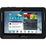 OtterBox Defender Series Case with Screen Protector and Stand for the 10.1-Inch Samsung Galaxy Tab 2 (Not for Tab A) - Black