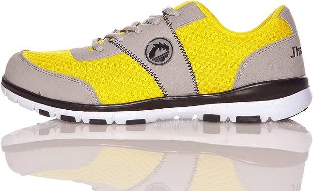 J´hayber Zapatillas Running Rastel Amarillo EU 39: Amazon.es: Zapatos y complementos