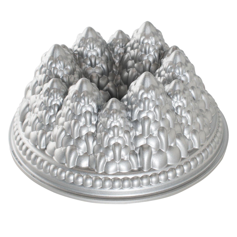 Kiefer Forest (Urlaub Baum) von Nordic Ware Platinum Series Kuchenform, Blech,–für Gugelhupf und andere Kuchen Nordic Ware @ WOWOOO