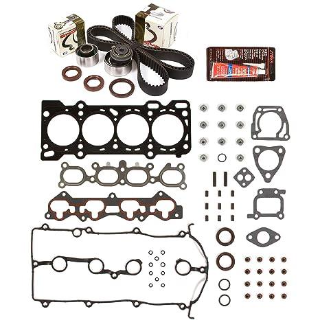 Evergreen hstbk6008 cabeza juego de juntas Kit de Correa dentada 98 – 99 Mazda 626 L
