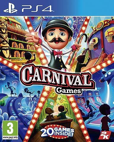 Carnival Games: Amazon.es: Videojuegos