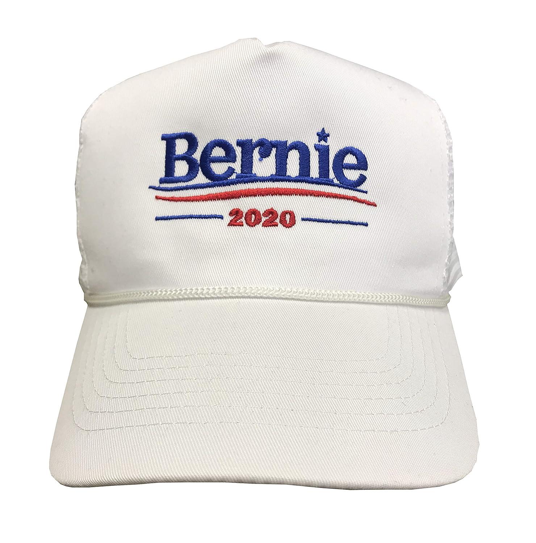 3d38064eb3d99 Bernie Sanders 2020 Hat White at Amazon Men s Clothing store
