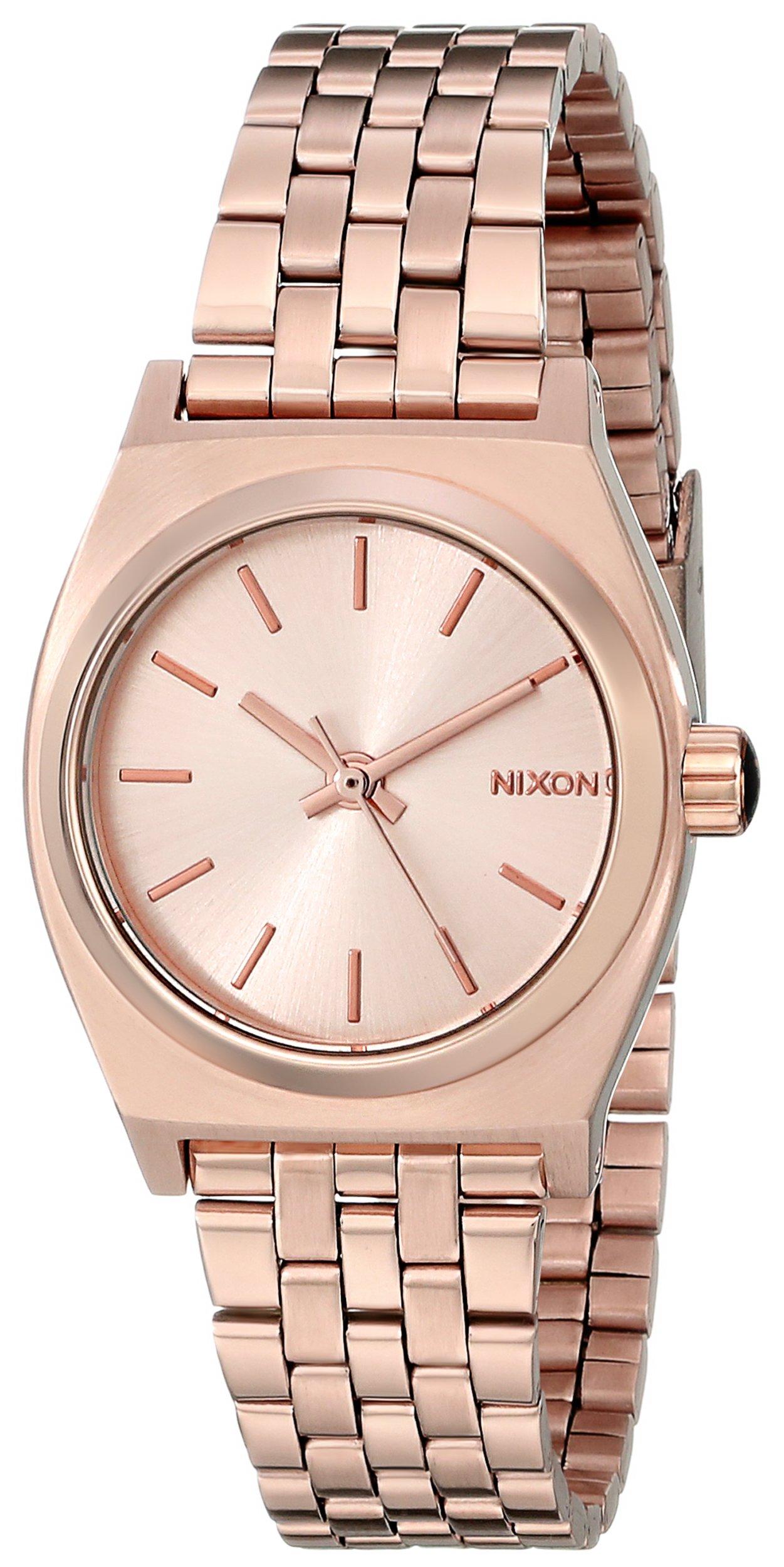 Nixon Women's A399897 Small Time Teller Watch