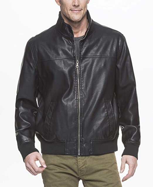 Amazon.com: Tommy Hilfiger chaqueta de aviador sin relleno ...