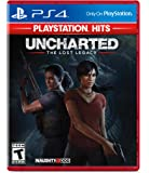 Uncharted The Lost Legacy PlayStation 4