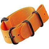ZULUDIVER TF-ND-5Y-5B/BM-IP-OR-22 - Correa de nailon , color naranja (22)