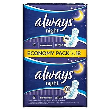 Always 4015400498124 producto para higiene femenina - Producto de higiene femenina (Turquesa, Color blanco): Amazon.es: Hogar