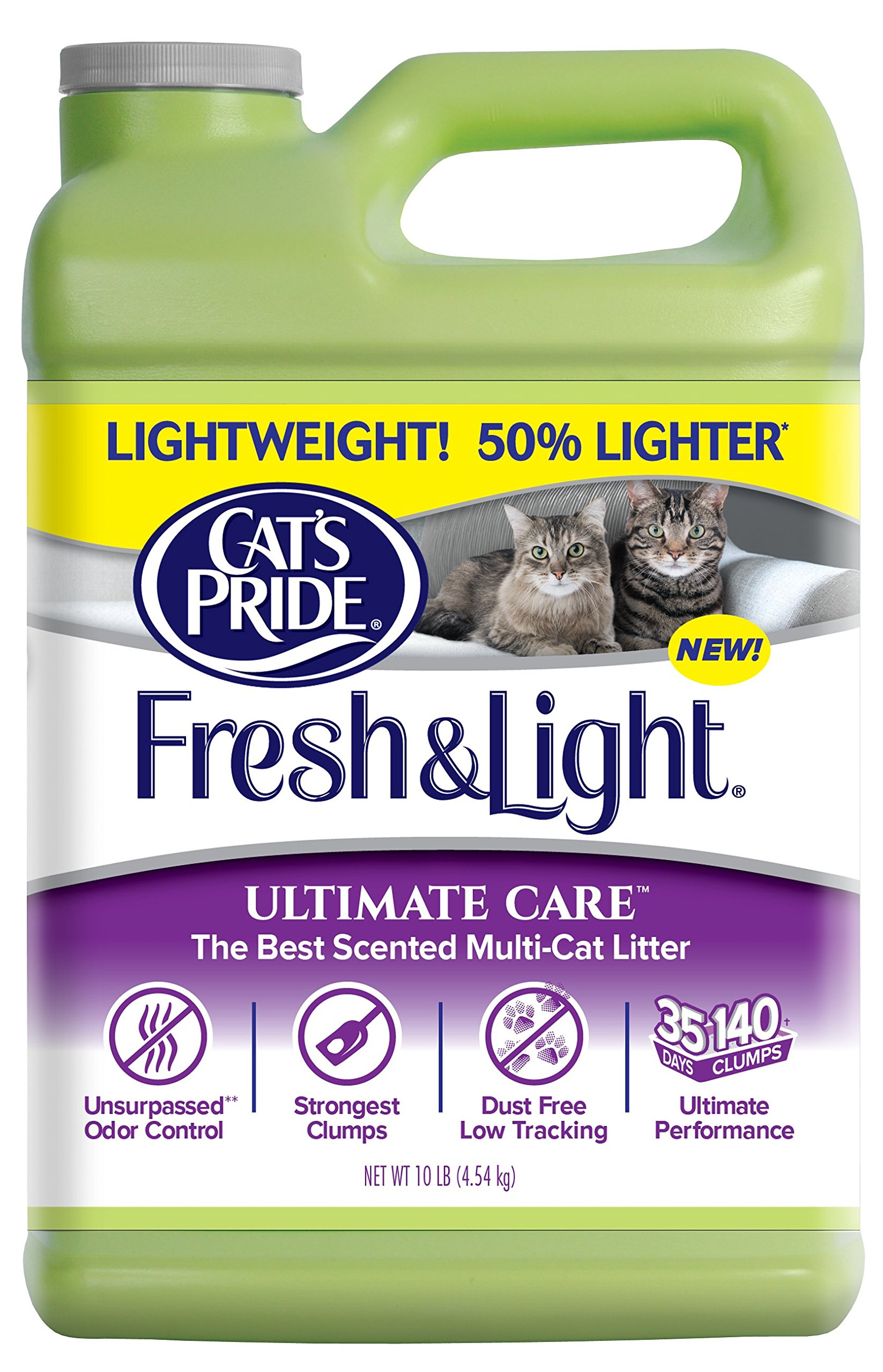 Cat's Pride Cat's Pride Fresh and Light Ultimate Care Lightweight Scented Mul...