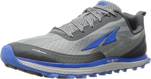 Zapatillas de correr para hombre, de la marca Altra, color negro ...