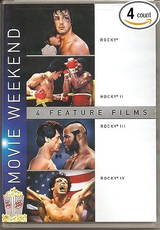 Carl Weathers Rocky 4