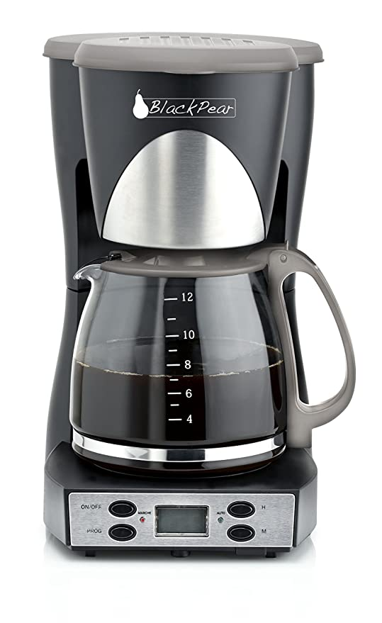 blackpear BCM 950 cafetera programable 1000 W: Amazon.es: Hogar