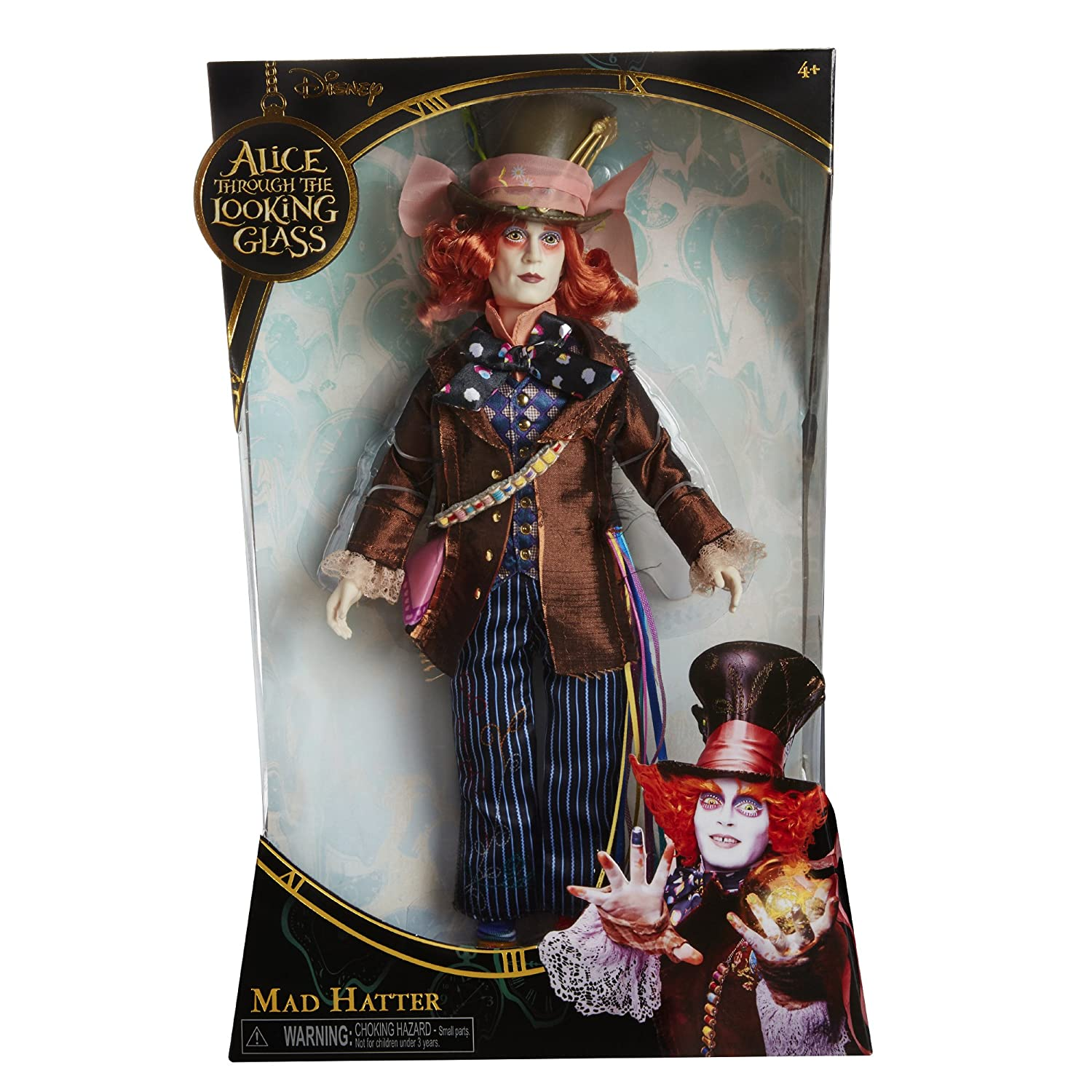 Disney 27,9cm Alice Through The Looking Glass Queen Fashion Puppe