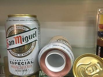 Caja fuerte camuflada ocultacion bote/lata cerveza simulada 330ml: Amazon.es: Bricolaje y herramientas