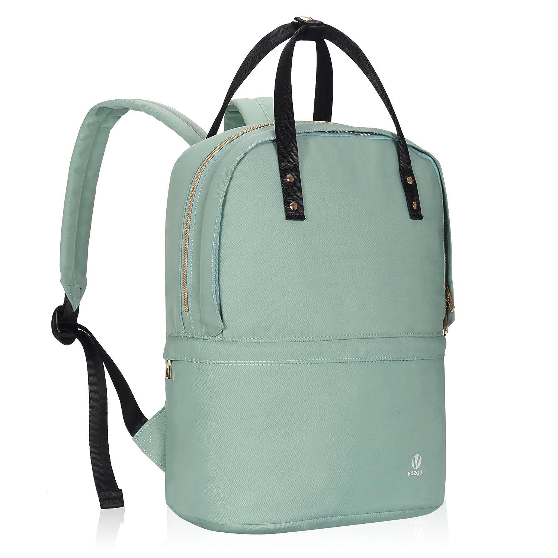 Veegul Backpack for Women Men Backpacks for School Daypack 16L Hynes Eagle VG0837-3