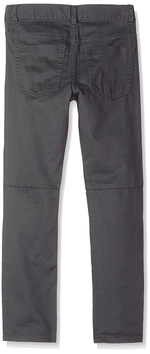 The Childrens Place Big Boys Skinny Motorcycle Pant
