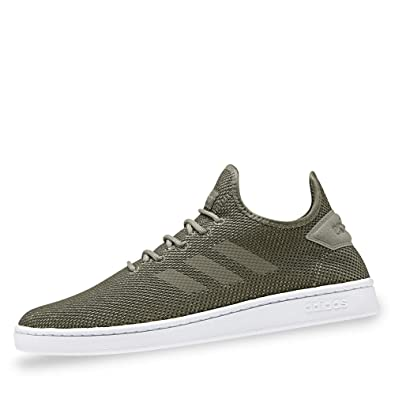 Low Sneaker Court Adapt 23 Men's adidas 46 GreenSize BrdoWCex