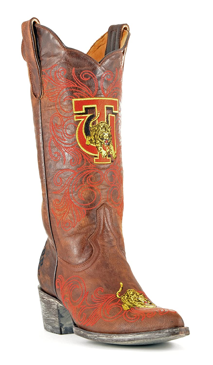 NCAA Tuskegee Golden Tigers Women's 13-Inch Gameday Boots