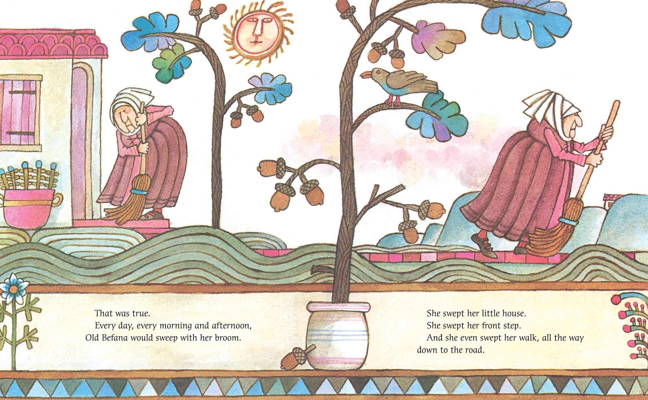 The Legend of Old Befana: An Italian Christmas Story by Simon & Schuster Books for Young Readers (Image #3)