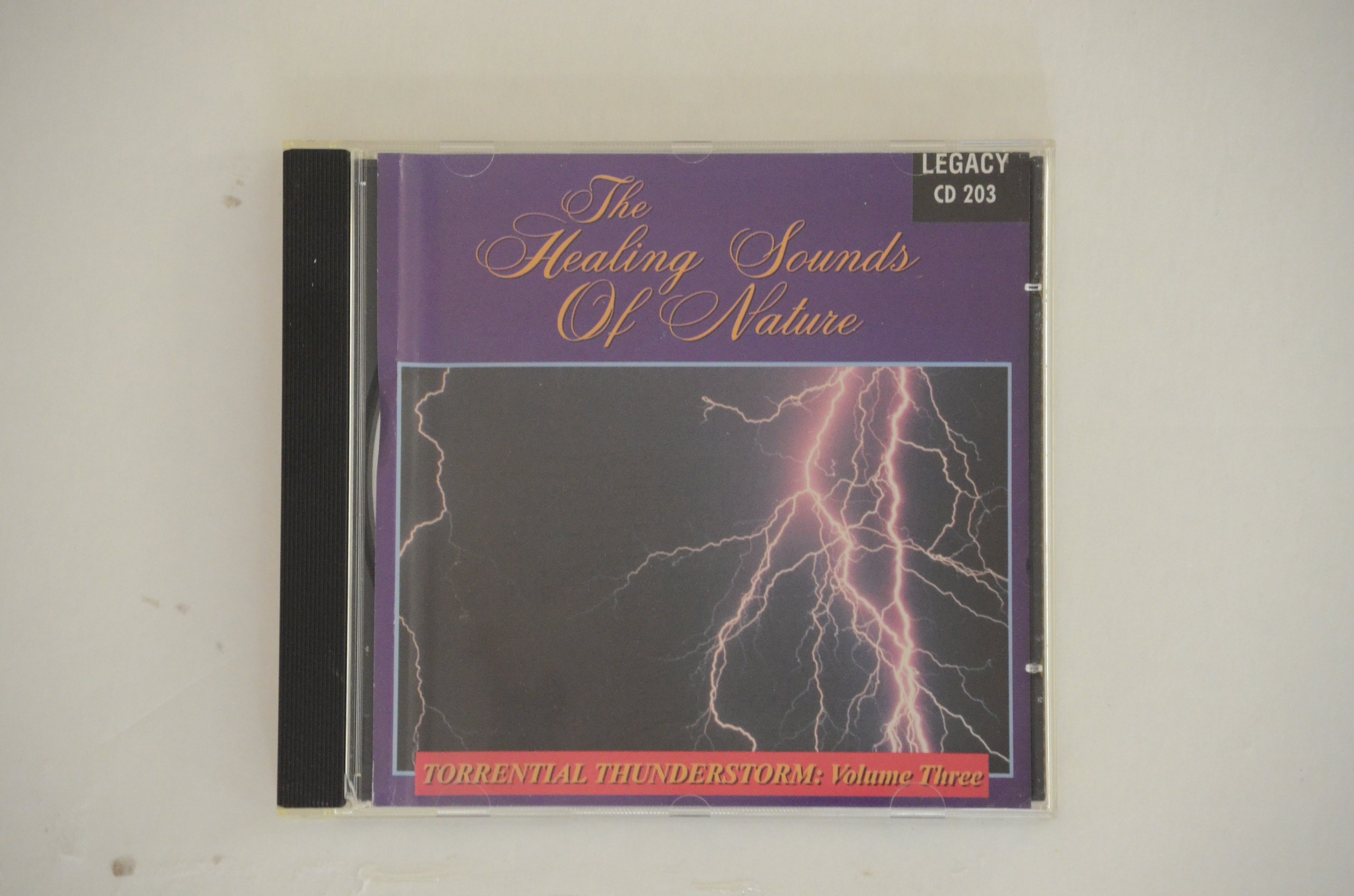 Healing Sounds: Thunderstorm