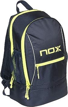 Nox Street Blue Mochila, Deportes, Azul Marino y Amarillo: Amazon ...