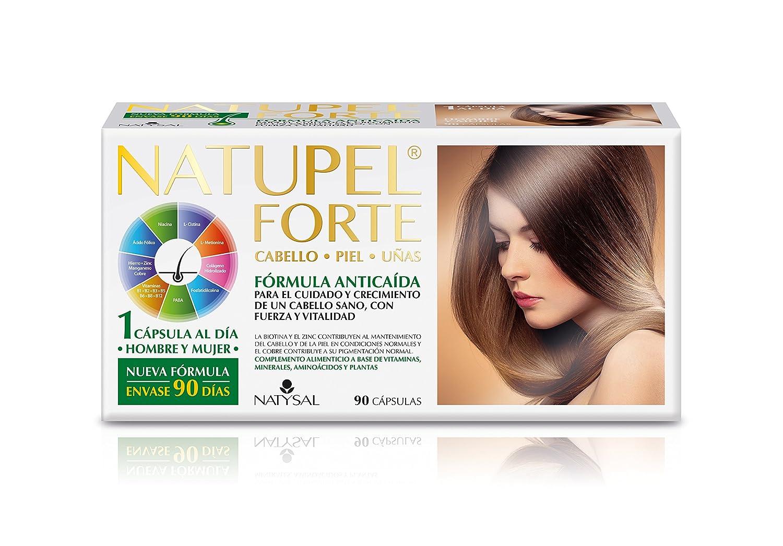 Natysal Complemento Alimenticio - 90 Capsulas: Amazon.es: Salud y cuidado personal